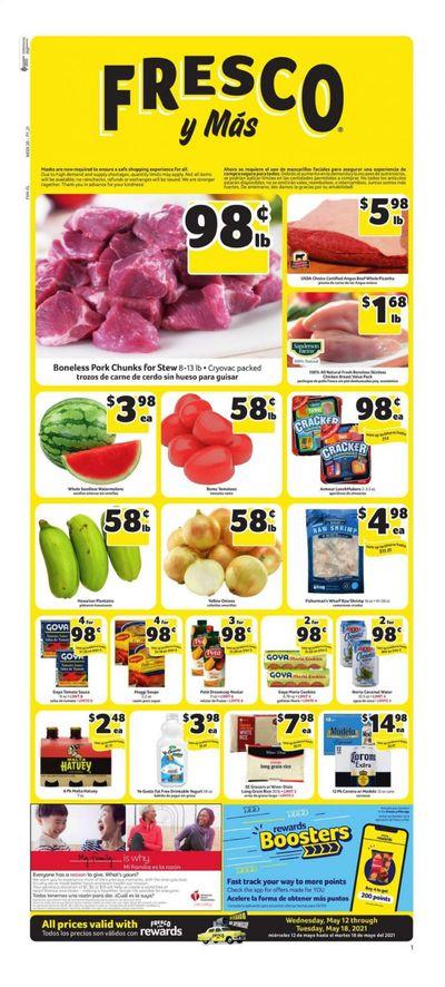 Fresco y Más (FL) Weekly Ad Flyer May 12 to May 18