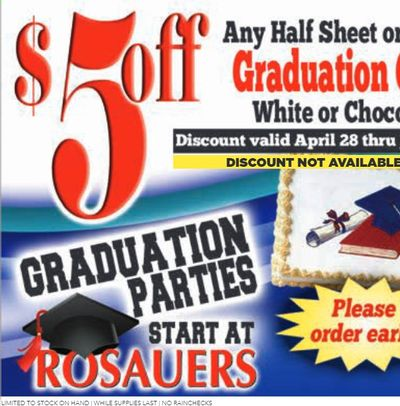 Rosauers (ID, MT, OR, WA) Weekly Ad Flyer April 28 to June 29