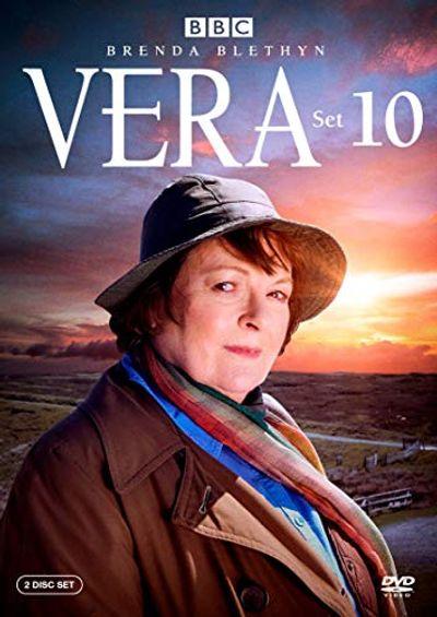 Vera: Set 10 (DVD) $33.21 (Reg $54.99)