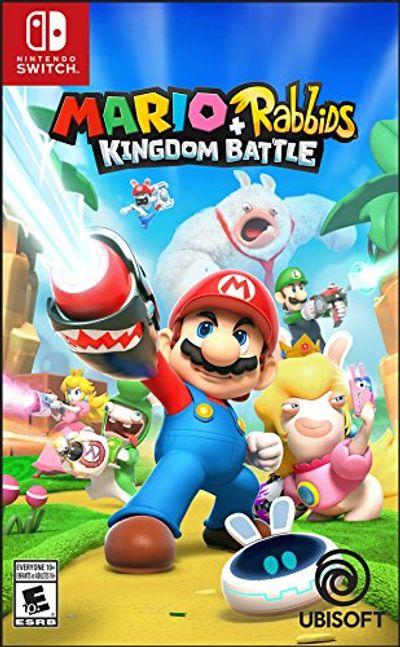 Mario + Rabbids Kingdom Battle - Mario + Rabbids Kingdom Battle Edition $38 (Reg $79.99)