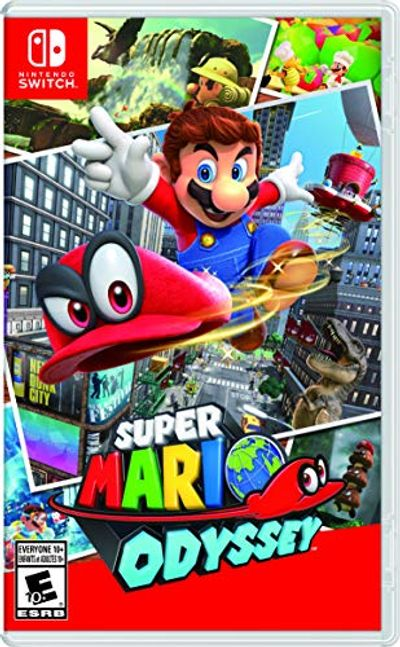 Super Mario Odyssey - Standard Edition $54.95 (Reg $79.99)