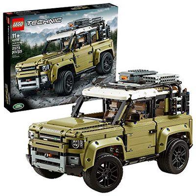 LEGO Technic Land Rover Defender 42110 Building Kit (2573 Piece) $199.99 (Reg $249.99)
