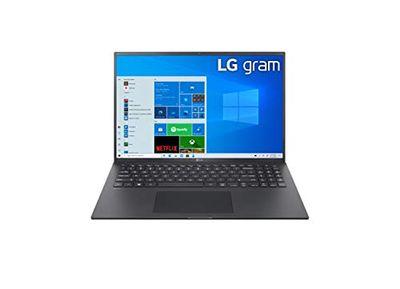 "LG gram Ultra-Lightweight with 16"" 16:10 IPS Display and Intel Evo Platform (i7/16GB/512GB), obsidian black $1699.99 (Reg $2049.99)"