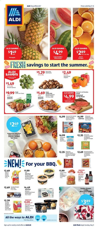 ALDI (KY, OH, WV) Weekly Ad Flyer May 9 to May 15