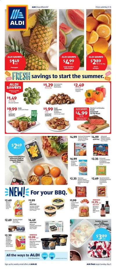 ALDI (NJ, PA) Weekly Ad Flyer May 9 to May 15