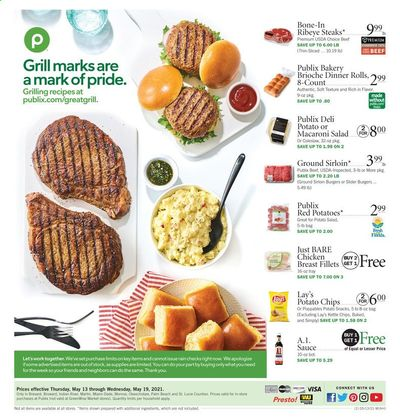 Publix (AL, FL, GA, NC, SC, TN) Weekly Ad Flyer May 13 to May 19