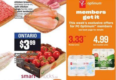 Loblaws Ontario PC Optimum Offers May 13th – 19th