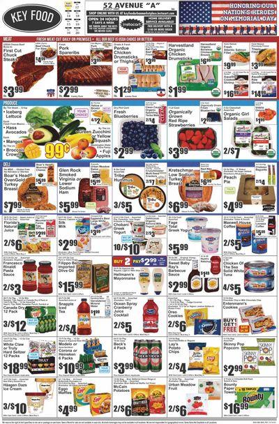 Key Food (NY) Weekly Ad Flyer May 14 to May 20