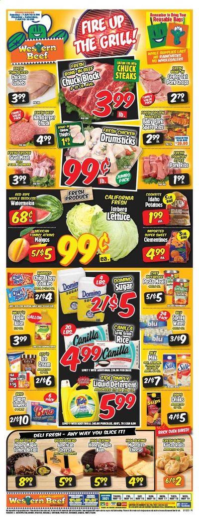 Western Beef (FL, NY) Weekly Ad Flyer May 13 to May 19
