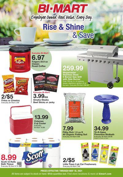 Bi-Mart (ID, OR, WA) Weekly Ad Flyer May 12 to May 18