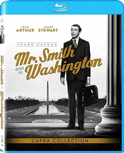 Mr. Smith Goes to Washington [Blu-ray] (Bilingual) $9.99 (Reg $14.99)