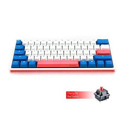 Ducky One2 Mini - Bon Voyage - MX Red - Windows $158.98 (Reg $210.99)