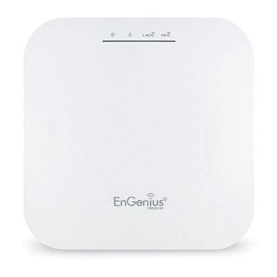 EnGenius EWS357AP WiFi 6 802.11ax 2x2 Managed Indoor Wireless Access Point Features OFDMA, MU-MIMO, PoE+, WPA3, 1Gbps Port, Remote Management (Power Adapter Not Included) $140.88 (Reg $178.45)