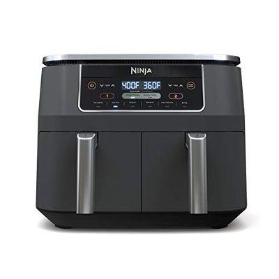 Ninja Foodi 6-in-1 8-qt. 2-Basket Air Fryer with DualZone Technology, Black $179.97 (Reg $199.99)