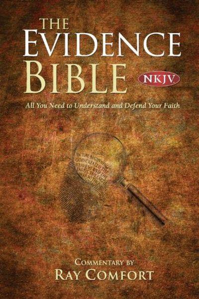 NKJV Complete Evidence Bible $33.65 (Reg $53.49)