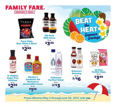 Family Fare (MI) Weekly Ad Flyer May 2 to June 26