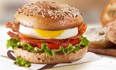 Bagels! at McDonald's Canada