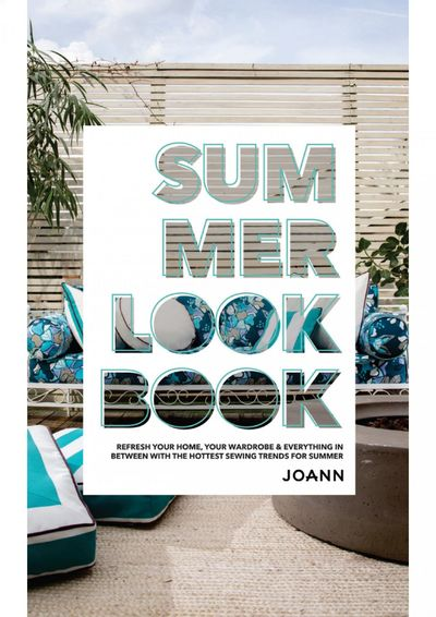 JOANN Weekly Ad Flyer May 16 to September 30