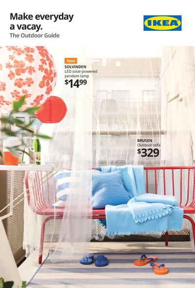 Ikea The Outdoor Guide May 20 to June 16