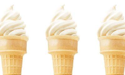 $1 Soft Serve Cones at Burger King