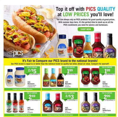 Price Chopper (CT, MA, NY, PA, VT) Weekly Ad Flyer June 1 to June 26