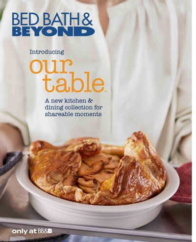 Bed Bath & Beyond Flyer June 6 to 20