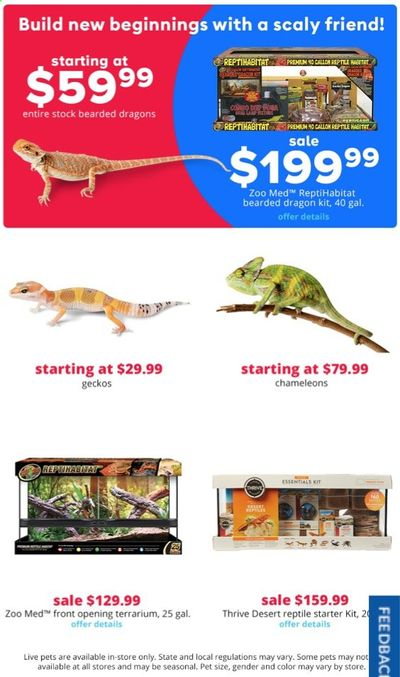 PetSmart Weekly Ad Flyer June 7 to July 11