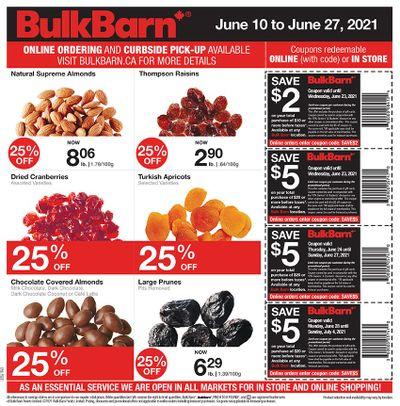 Bulk Barn Flyer June 10 to 27