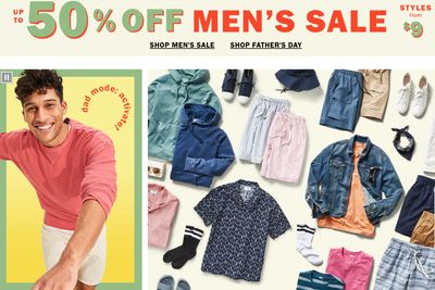 Old Navy Canada Sale: Save up to 50% off + $15 Dresses for Women + More Deals