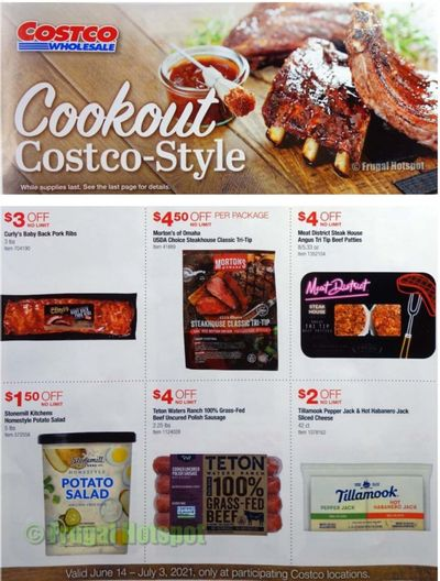 Costco Weekly Ad Flyer June 14 to July 3