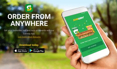 Subway Canada Offers: BOGO 50% Off + 10% Off Using Promo Codes