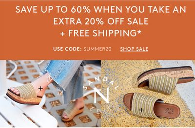 Naturalizer Canada Offers: Save up to 60% off + FREE Shipping