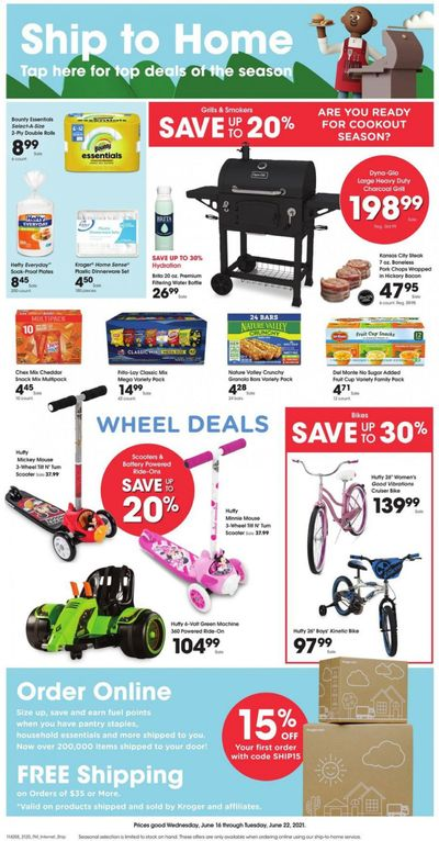 City Market (CO, UT, WY) Weekly Ad Flyer June 16 to June 22