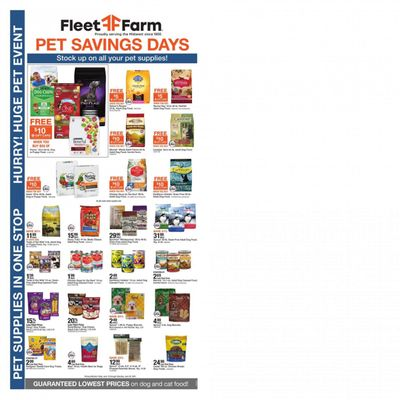 Fleet Farm (IA, MN, ND, WI) Weekly Ad Flyer June 18 to June 26
