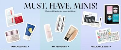 Sephora Canada Deals: FREE Shipping + Save Up to 50% OFF Makeup Sale + More