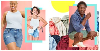 Old Navy Canada Deals: Today Only $4 Tanks + $7 Leggings + More