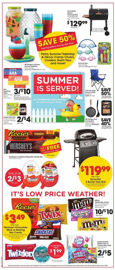 City Market (CO, UT, WY) Weekly Ad Flyer June 23 to July 6