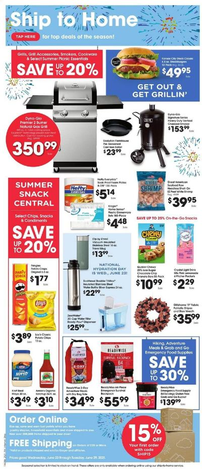 Dillons (KS) Weekly Ad Flyer June 23 to June 29