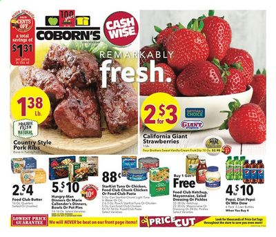 Coborn's (MN, SD) Weekly Ad Flyer June 23 to June 29