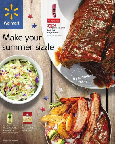 Walmart Weekly Ad Flyer June 30 to July 27
