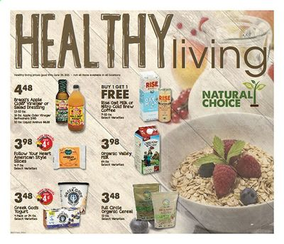 Coborn's (MN, SD) Weekly Ad Flyer June 27 to August 3