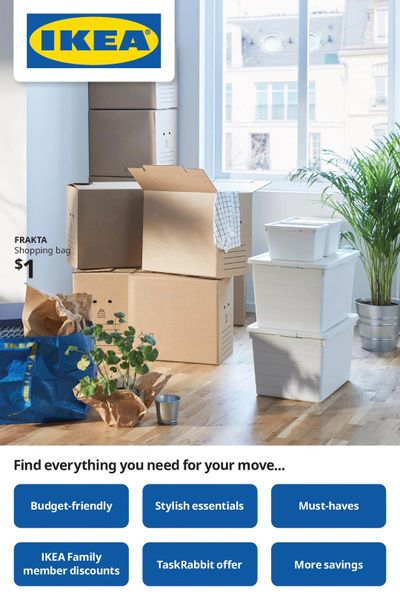 Ikea (QC) Flyer July 1 to 14