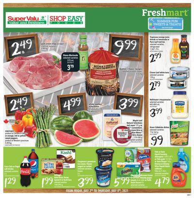 Shop Easy & SuperValu Flyer July 2 to 8
