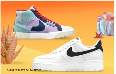 Nike Canada End of Season Sale: Save Up to 30% Off Shoes, Clothing & More