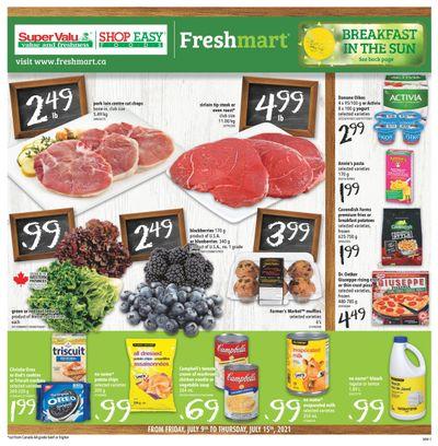 Shop Easy & SuperValu Flyer July 9 to 15