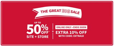 Carter's OshKosh B'gosh Canada Sale: Save Up To 50% Off + an Extra 10% off Your Online Orders