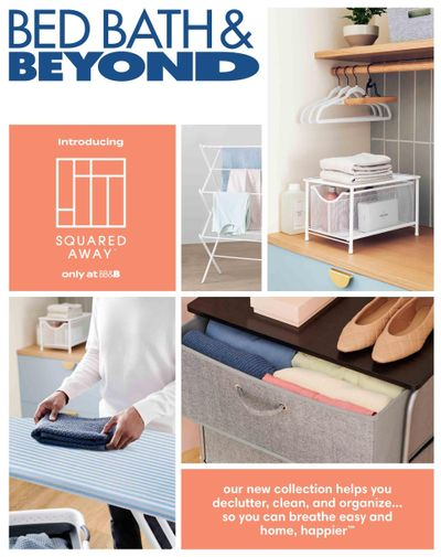 Bed Bath & Beyond Flyer July 12 to 25