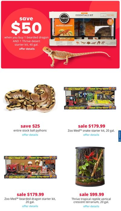 PetSmart Weekly Ad Flyer July 12 to August 1