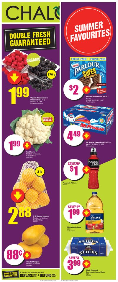 Chalo! FreshCo (ON) Flyer July 15 to 21