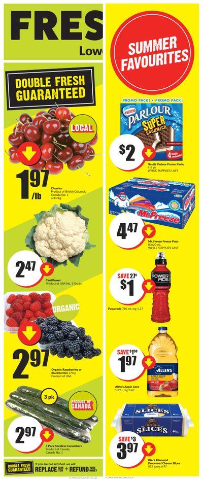 FreshCo (BC) Flyer July 15 to 21